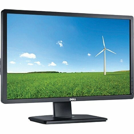Monitor 24 inch LED, Full HD, DELL P2412, Black